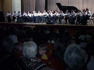 Детская школа искусств ╧2 выступила с отчетным концертом
