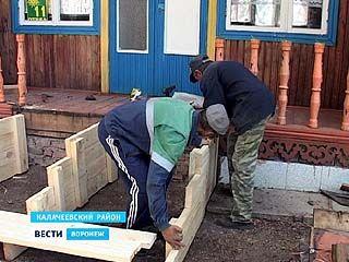 """Детский лагерь """"Солнышко"""" в Калаче ремонтируют буквально всем миром"""