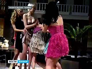 Девушки из модельного агентства устроили драку прямо на подиуме