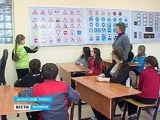 Директор Аннинского лицея потратит часть гранта на оборудование для класса ПДД