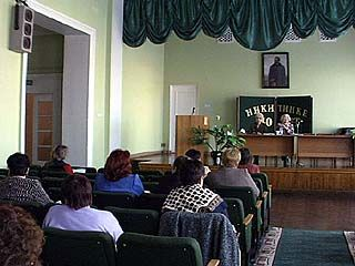 Директора районных библиотек съехались в Воронеж