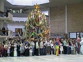 Для детей с ограниченными возможностями устроили праздник
