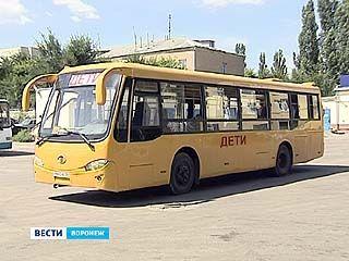 Для школьников области закупают специализированные автобусы