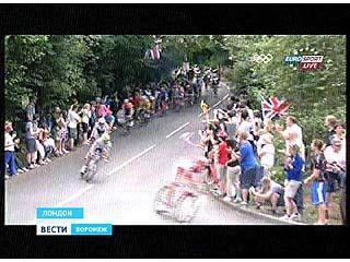Для воронежского велогонщика Дениса Меньшова олимпиада закончилась