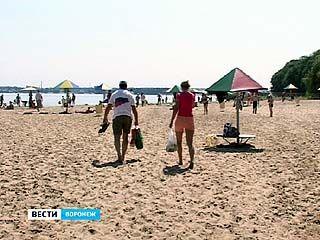 До 1 июня в Воронежском регионе оборудуют 15 новых городских пляжей