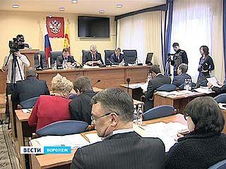 Доходы воронежского бюджета увеличатся более чем на полмиллиарда рублей