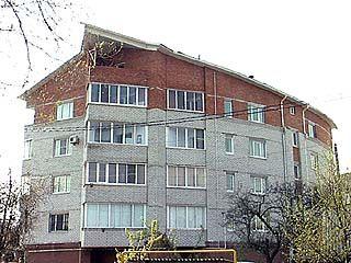 Дом-призрак существует в Воронеже