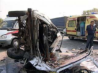 ДТП на окружной дороге: пострадали 4 человека, один погиб