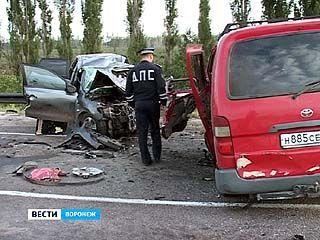 ДТП На Тамбовской трассе: погибли три человека
