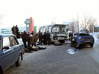 ДТП на улице Богдана Хмельницкого: погибли два человека