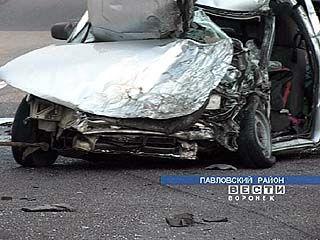 ДТП в Острогожском районе: погибли два человека