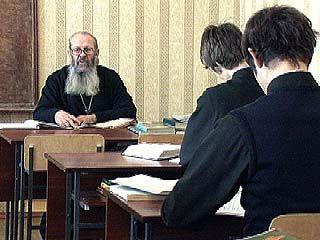 Духовная семинария Воронежа отмечает большой праздник