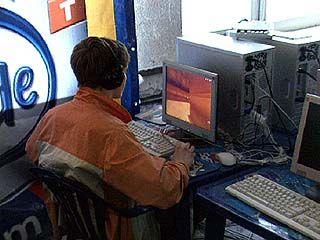 Два дня в Воронеже продолжались кибербои