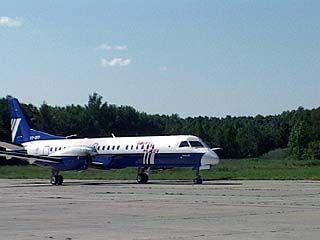 """Два самолета СААБ 340 пополнили парк авиакомпании """"Полёт"""""""