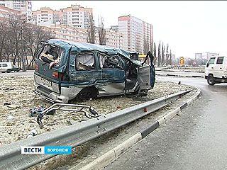 Две аварии на одном перекрёстке за утро, есть жертвы