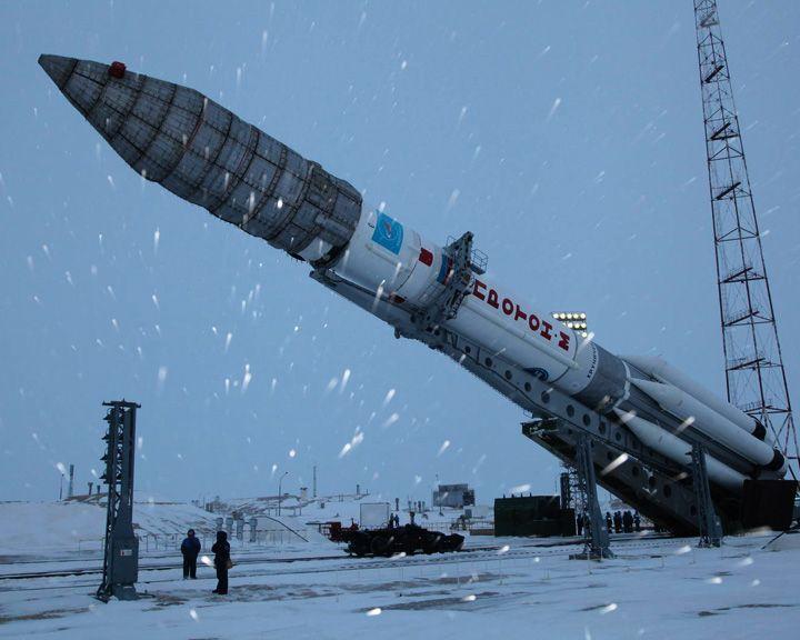 В двигателе воронежского производства у ракеты-носителя «Протон-М» нашли мусор
