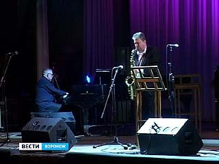Джазмены с мировым именем из 15 стран снова съехались в Воронеж