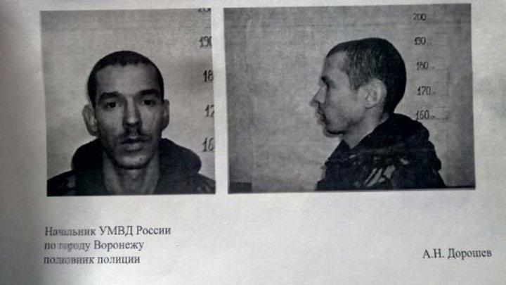 Активисты: преступника, ранившего двоих воронежских полицейских, поймали