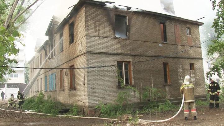 Губернатор потребовал от мэра Воронежа разобраться с пожарами на Ленинградской