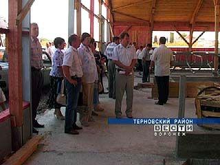 Эффективность животноводства обсудили в Терновском районе