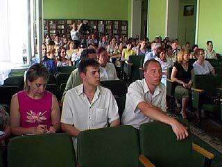 Экологи-активисты встретятся с прессой в Семилуках