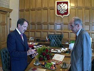 Экономист с мировым именем Владимир Эйтингон отмечает юбилей
