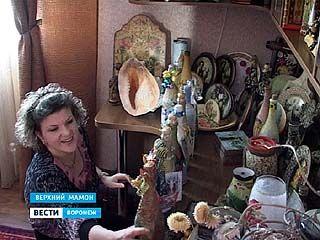 Елена Олейникова освоила древнекитайское искусство - декупаж