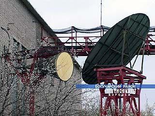 Энергетики отключили от питания телевышку в Богучаре