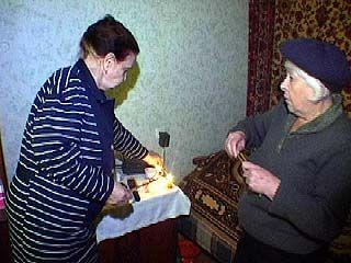 Энергетики отключили свет в доме на Ленинском проспекте