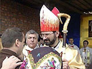 Епископ Пиккель освятил часовню Святой Девы Марии