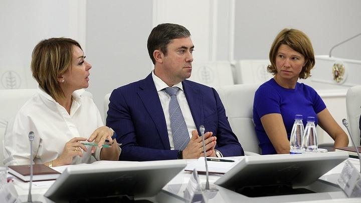 Воронежский вице-премьер Максим Увайдов стал советником главы Минсельхоза