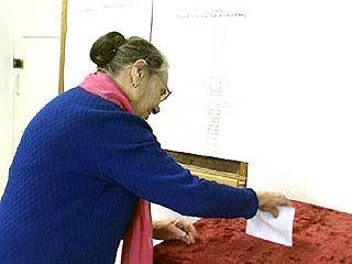 Есть в Воронеже участки со 100%-ой явкой избирателей