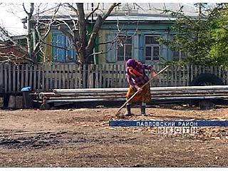 Евдокия Поваляева отметила вековой юбилей