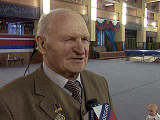 Евгений Анцупов: продолжаю работать, ведь мне всего 88