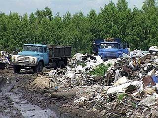 Европейцы заинтересовались воронежским мусором