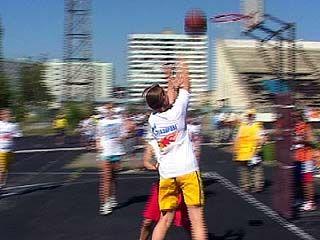 Ежегодный турнир по баскетболу стартует в Воронеже