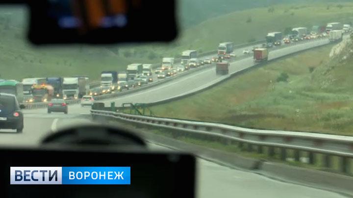 Полицейские предложили свои варианты объезда знаменитой пробки на М-4 «Дон» в Лосево