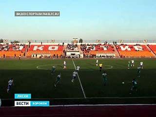 """Факел"" : ""Локомотив"" - 1:1"