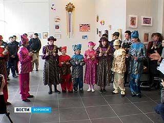 Фестиваль для детей с ограниченными возможностями прошёл в Воронеже