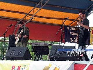 """Фестиваль """"ГРОМ Ч"""" собрал рокеров из разных городов"""