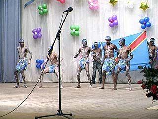 Фестиваль песни и танца народов мира прошел в Воронеже