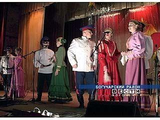 """Фестиваль """"Золотые голоса"""" состоялся в Богучаре"""