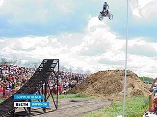 Финишировал первый этап Первенства ЦФО по мотоциклетному спорту