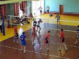 Финишировал первый тур Кубка России по волейболу