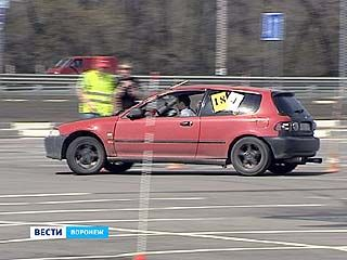 Финишировал второй этап чемпионата области по автомногоборью