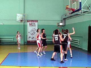 Финишировал второй тур первенства России по баскетболу среди женщин