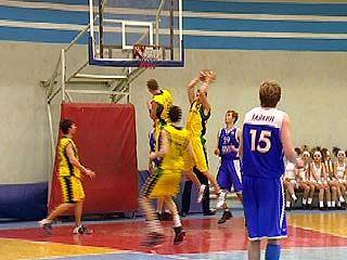 Финишировали очередные матчи первенства России по баскетболу