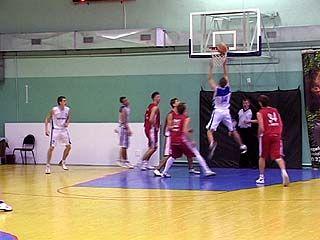 Финишировали зональные матчи молодежной баскетбольной лиги
