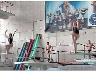 Финишировало первенство области по прыжкам в воду
