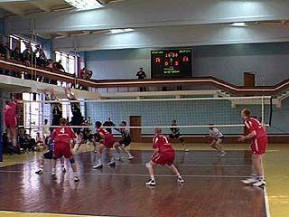 Финишировало первенство области по волейболу